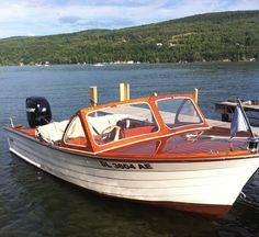 "my 1962 Penn Yan (15'6"")   ""The Keuka-Made"" Penn Yan Boat, Lyman Boats, Runabout Boat, Classic Wooden Boats, Boat Engine, Vintage Boats, Old Boats, Boat Dock, Power Boats"