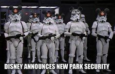 Not a good security team!! LOL