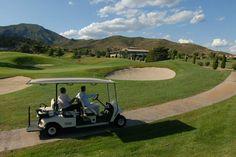 Golf club Bonmont - Mont-roig del Camp Villa, Golf Carts, Club, Spain, Earth, Fork, Villas