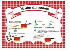 Molho de tomate caseiro !!
