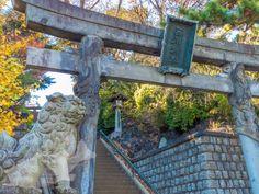双龍門,品川神社