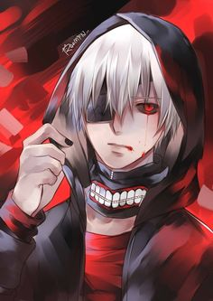 Tokyo Ghoul is so amazing