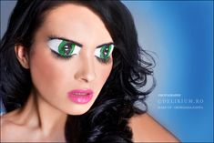 Doll Eyes Georgiana Ionita
