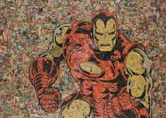 Iron Man by MikeAlcantara.deviantart.com on @DeviantArt