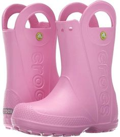 Now that spring is officially here, you might be in the market to get your toddler girl a new pair of rain boots. #ShopStyle #shopthelook #SpringStyle #ToddlerGirlRainBoots #GirlsToddlerRainBoots #ToddlerRainBootsGirls #YellowRainBootsGirls #ToddlerGirlRainBootsPink #RedRainBootsGirls