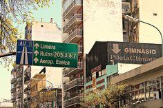 Av. Rivadavia, Buenos Aires