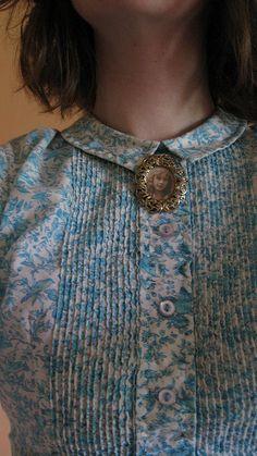 old brooch