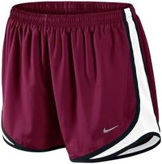 Nike Women's Tempo Shorts - Dick's Sporting Goods Cherrywood/white/black and Game Royal Size Small