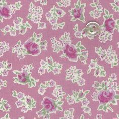 2016ES ホビーラホビーレオリジナルリバティプリント・ ファリンダ<13P> Liberty Print, Vintage Flowers, Fabric Patterns, Decor, Backgrounds, Decoration, Decorating, Retro Flowers, Vintage Floral