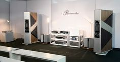 BURMESTER LUXURY HIGH END AUDIO GALORE