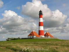 Westerhever Lighthouse - Click to Zoom!