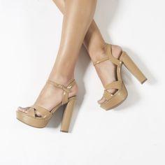Heels - Style - Charming - Fashion - Ref. 16-18002