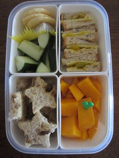 """Learn with Play @ home: """"Snackboxes"""" Healthy Food for Kids"""