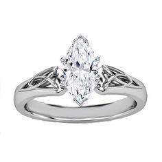 Resultado de imagen de celtic wedding rings