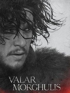 Game of Thrones Poster Jon Snow