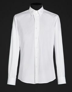 Dolce & Gabbana white dress shirt.  This is the perfect white shirt.