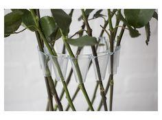 We zetten de bloemetjes buiten: 3D Printspiration met 10 speciale 3D geprinte bloemenvazen - www.3Dprinters.nl