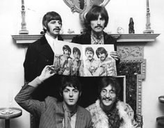 """The Beatles -   Albums: 7 Singles or Tracks: 8 First induction: Sgt. Pepper's Lonely Hearts Club Band (1993) Most recent: """"Penny Lane"""" (2011) Note: George Harrison, John Lennon and Paul McCartney each have one solo recording in the Hall. Including the 15 Beatles recordings inducted into the Hall, these artists have the most entries by any individual or group (16)."""