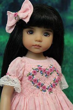 "Smocked Ensemble for Effner 13"" Little Darling Dolls by Petite Princess Designs   eBay"
