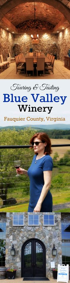 Check out this gorgeous Virginia vineyard and winery perched at the apex of a gravel-trailed hill in the northern section of Fauquier County.