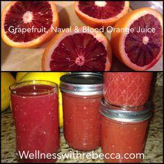 Grapefruit Orange Juice