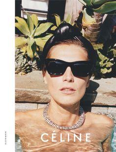 topsho-ck: kalifornia—kraze: extravagant—luxury: fashionandbones: Celine SS 2013 extravagant luxury: ♛♛♛ X