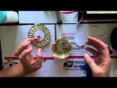 My 1st video tutorial: How to make paper medallions as seen in the 4th of July party in the Summer 2012 edition of Celebrating Everyday Life with Jennifer Carroll. Check it out!