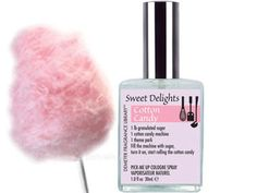 COTTON CANDY SCENTED PICK-ME-UP COLOGNE SPRAY