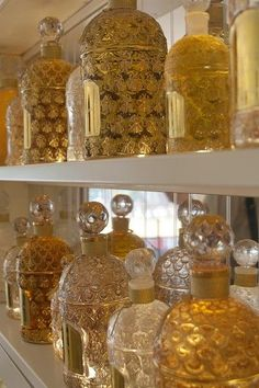 Guerlain perfumery