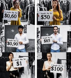 "In the web series ""Sweatshop,"" three fast fashion consumers visited a Cambodian garment factory for one month to learn about the true cost of cheap clothing."
