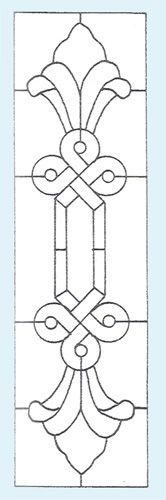 like the almost celtic knot pattern 6 free geometric stained glass window panel patterns Stained Glass Quilt, Faux Stained Glass, Stained Glass Designs, Stained Glass Panels, Stained Glass Projects, Stained Glass Patterns, Mosaic Patterns, Geometric Patterns, Broken Glass Art