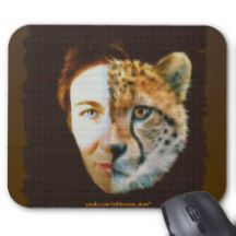 BIG CATS of AFRICA Series Mousepad
