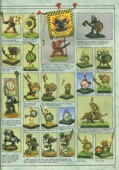 Image result for oldhammer barbarian