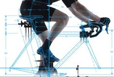 The saddle tilt angle up or down while cycling on a road bike can make a big difference. If improperly adjusted it can cause knee or back pain