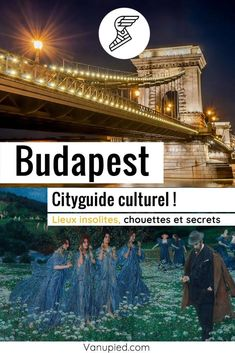 Cityguide culturel de Budapest : Guide complet ! Guide, Monuments, Movies, Movie Posters, Illustrations, Hungary, Tourism, Cards, Films