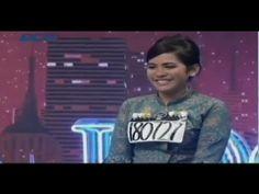 I Gusti Ayu Selly - Kantoi (Zee Avi) @Audisi Indonesian Idol 2014 Yogyak...