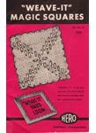 This  site has free downloads of vintage weaving patterns and project patterns for small pin looms like  the Zoom Loom