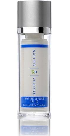 Rhonda Allison Daytime Defense SPF 30 = one of my very favorite physical sun protections!