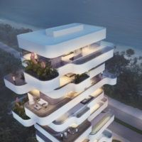 Best Modern Apartment Architecture Design 20 image is part of 80 Best Modern Apartment Architecture Design 2017 gallery, you can read and see another amazing image 80 Best Modern Apartment Architecture Design 2017 on website Cantilever Architecture, Hotel Design Architecture, Organic Architecture, Design Hotel, Futuristic Architecture, Residential Architecture, Amazing Architecture, Contemporary Architecture, Condominium Architecture