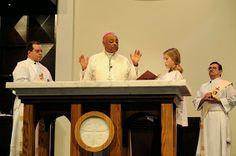 St. Francis Dedication Ceremony-March 28, 2012