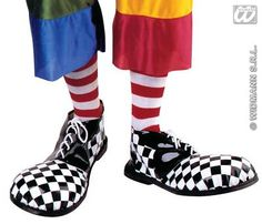 clown shoes - various colours Clown Shoes, Send In The Clowns, Clowning Around, Circus Clown, Walk This Way, Character Outfits, Puppets, One Size Fits All, Rubber Rain Boots
