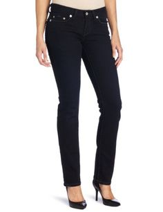 Women's Slim Straight Leg Jean
