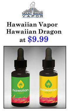 You can get Hawaiian Vapor-Hawaiian Dragon at $9.99. Get this deal Now.   For more Mt Baker Vapor Coupon Codes visit:  http://www.couponcutcode.com/stores/mount-baker-vapor/