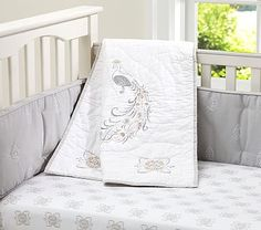 Cora Nursery Bedding #pbkids