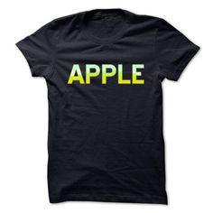 apple T Shirts, Hoodies. Check price ==► https://www.sunfrog.com/Fishing/apple-24974517-Guys.html?41382 $19