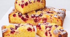 The sweet vanilla tastes paired with raspberry and topped off with a bit of almond meal really works wonders to make this slice incredible. Raspberry And Almond Cake, Raspberry Muffins, Raspberry Recipes, Tea Cakes, Food Cakes, Cupcake Cakes, Cupcakes, Sweet Recipes, Cake Recipes