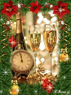 Happy new year – - Neujahr Happy New Year Gif, Happy New Year Message, Happy New Years Eve, Happy New Year Images, Happy New Year Cards, Happy New Year Greetings, New Year Wishes, Merry Christmas And Happy New Year, New Years Eve Party