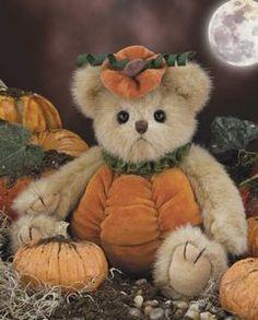 Bearington Bears | Izzy A. Pumpkin