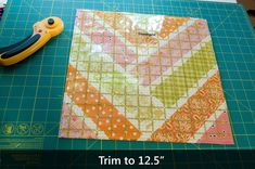 Http Www Play Crafts Com Blog Tutorials Broken Herringbone Block