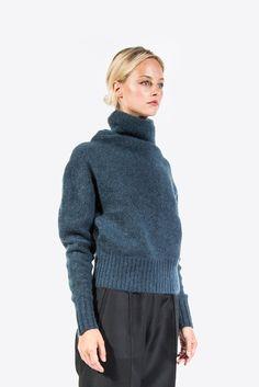 Women's ACNE Studios 'Voletta Mohair' Turtleneck Sweater | Acne ...